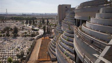 Photo of Israel Raises the Dead with Skyward Cemetary