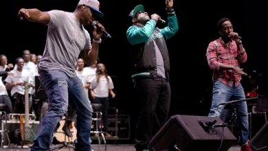 Photo of Boyz II Men Return to Philly High School for Show