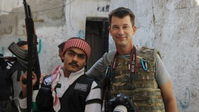Photo of In Bizarre New Video, Islamic State Hostage Gives Tour of Kobane