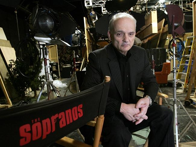 """David Chase, creator and producer of the hit HBO series """"The Sopranos."""" (AP Photo)"""