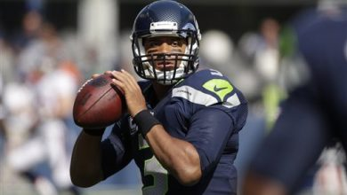 Photo of Russell Wilson Writes Against Domestic Violence