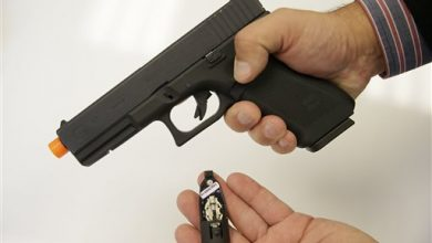 Photo of California Startup Unveils Gun Technology for Cops