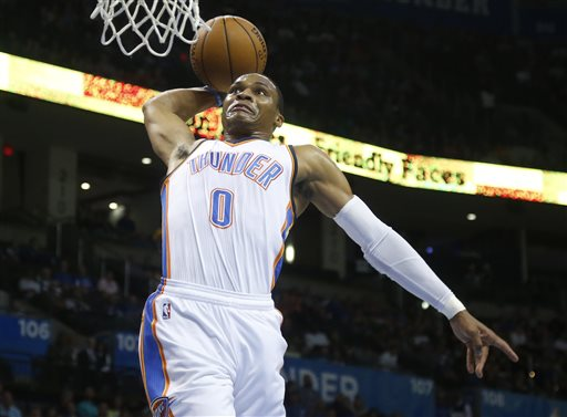 Photo of Russell Westbrook Injury Could Bite Thunder in Playoffs