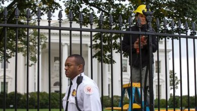 Photo of In List Of Changes For Secret Service, A New Fence Comes First