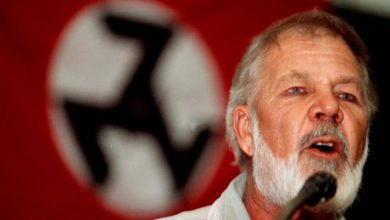 Photo of South Africa: White Extremist's House Stirs Debate