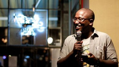 Photo of Hannibal Buress on Bill Cosby: 'You're a Rapist'