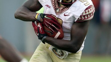 Photo of Karlos Williams, Florida State's Top Rusher, Is Accused of Domestic Abuse