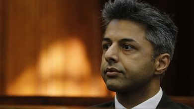 Photo of Convicted Killer Testifies in South Africa Murder Trial