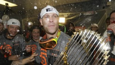 Photo of World Series 2014: Madison Bumgarner Pitches Giants Past Royals for Title