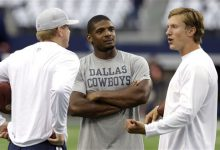 Photo of Cowboys Release Michael Sam from Practice Squad