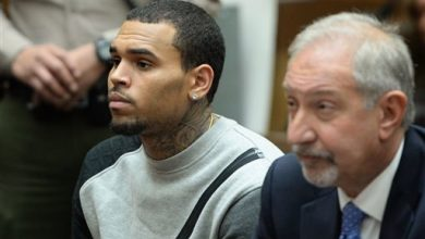 Photo of Judge: Chris Brown Following Probation Rules