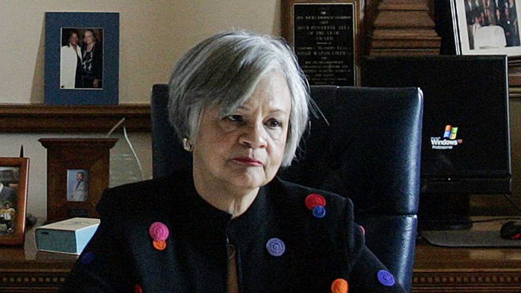 N.J. Assemblywoman Bonnie Watson Coleman. (AP Photo/Mel Evans)