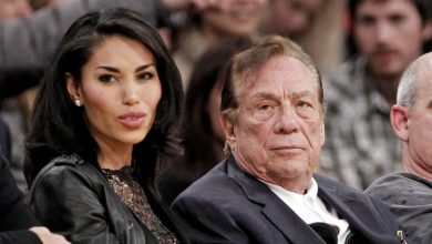 Photo of Police Called to Donald Sterling's House, Find V. Stiviano There