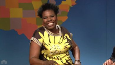 Photo of Leslie Jones Named New SNL Cast Member