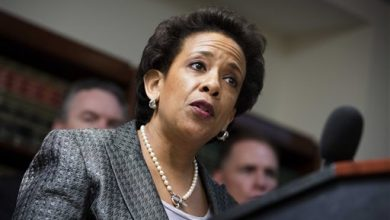 Photo of Loretta Lynch Stays in Limbo as Senate Prepares to Take up Other Matters