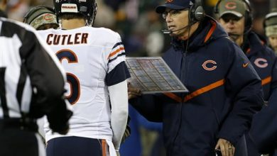 Photo of Jay Cutler's Future with Bears Suddenly Uncertain