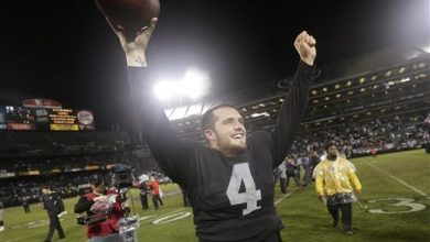 Photo of Raiders Snap 16-Game Skid with 24-20 Win vs. KC