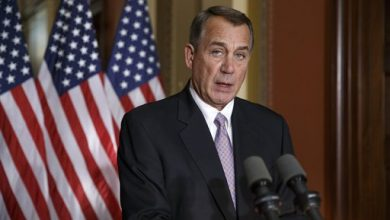 Photo of Boehner: 'We Will Not Stand Idle' on Immigration