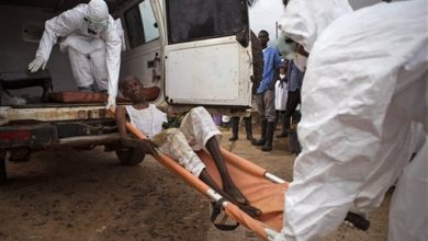 Photo of 10 Ebola Cases Found During Sierra Leone's Shutdown