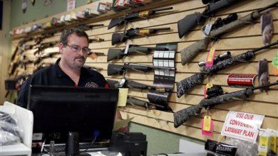 Photo of Gun Sales Surge Ahead of Jury's Ferguson Decision