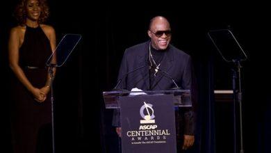Photo of Stevie Wonder, Billy Joel Honored by ASCAP