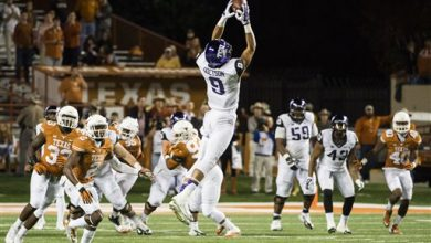 Photo of No. 6 TCU's 48-10 Romp Leaves Texas Reeling