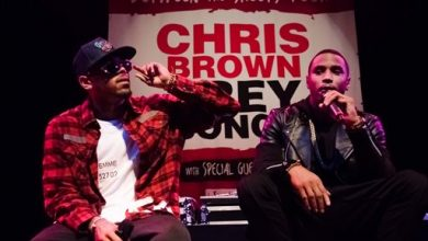 Photo of Chris Brown, Trey Songz Reunite for US Tour