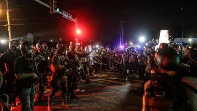 Photo of Blacks Outraged by Ferguson Grand Jury Decision