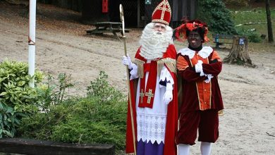 Photo of Dutch Holiday Tradition Now Includes Annual Debate Over Blackface