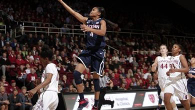 Photo of No. 1 UConn Women Stunned by No. 6 Stanford 88-86