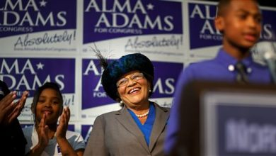 Photo of Alma Adams to Succeed Mel Watt in Congress