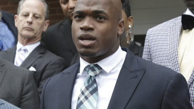 Photo of Adrian Peterson Hearing Will be Monday