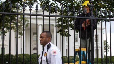 Photo of Report: Drunk Secret Service Agents Crash Into WH Barrier