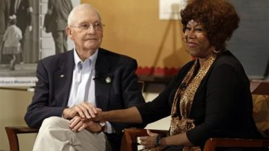 Photo of Civil Rights Figure: US Divided by Race Again