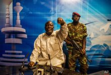 Photo of Burkina Faso General Goes to France for Treatment