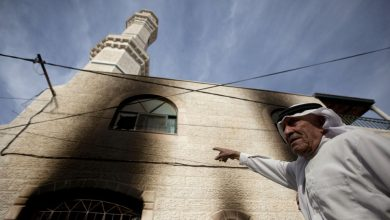 Photo of West Bank Mosque Attacked; Mayor Blames Settlers
