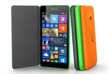 Photo of Microsoft Drops Nokia Name with Newest Lumia Phone