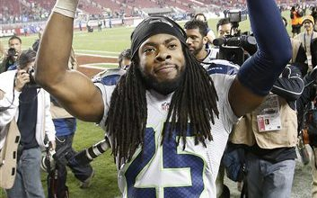Photo of Sherman's Big Night Leads Seattle Past 49ers Again