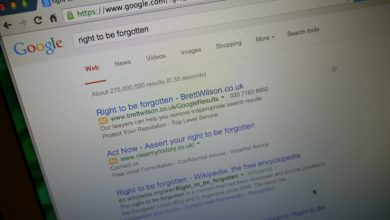 Photo of 'Right To Be Forgotten' Guidelines Published By European Regulators