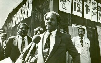 Photo of Marion Barry, D.C.'s 'Mayor for Life,' Dead at 78