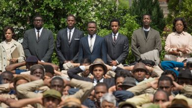 "Photo of ""Selma"" Song Shines at Golden Globes"