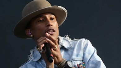 Photo of Pharrell Williams Has Deal for 'Happy' Picture Book, 3 More