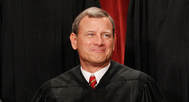 Chief Justice John Roberts (AP Photo)