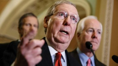 Photo of Senate OKs Republican Balanced-Budget Plan, Following House
