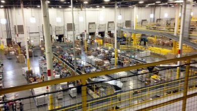 Photo of Amazon Robots Speed Customer Orders but May Lead to Fewer Workers