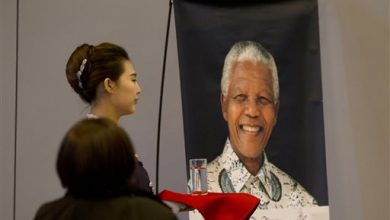 Photo of Nelson Mandela's Death – South Africa One Year On