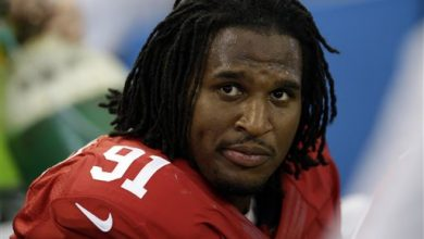 Photo of NFL Lineman Ray McDonald Arrested Again