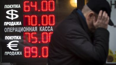 Photo of Ruble Collapse Shakes Russian Economy, Consumers