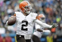 Photo of Around the NFL: Johnny Manziel Vows to Take Job More Seriously
