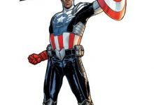 Photo of Black Captain America Leading Comic Book Diversity